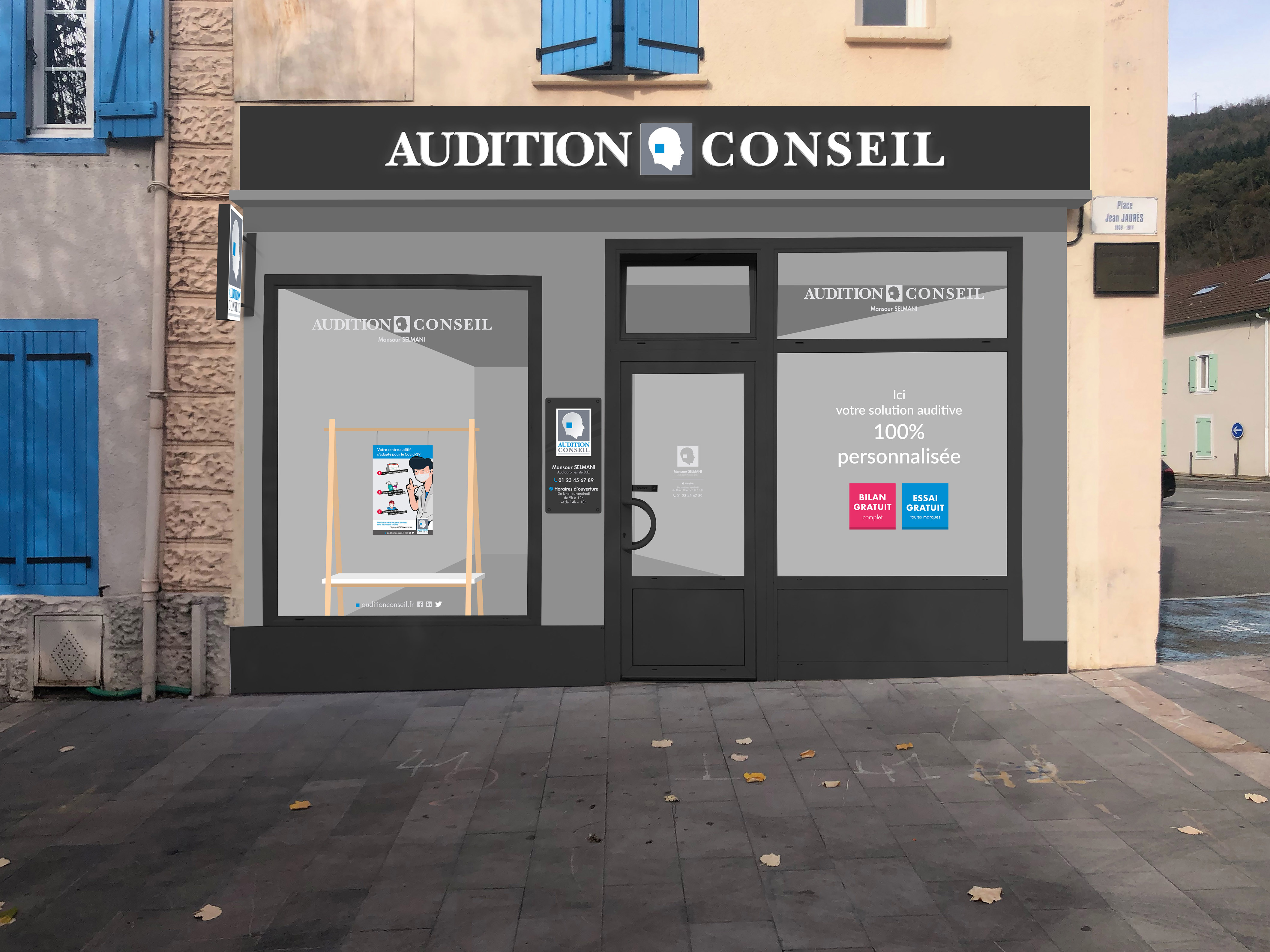 Audition Conseil Tarascon-sur-Ariège