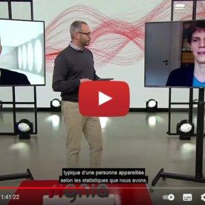 """Vidéo """"SIGNIA LIVE! Digital Broadcast (Français)"""" de la marque SIGNIA"""