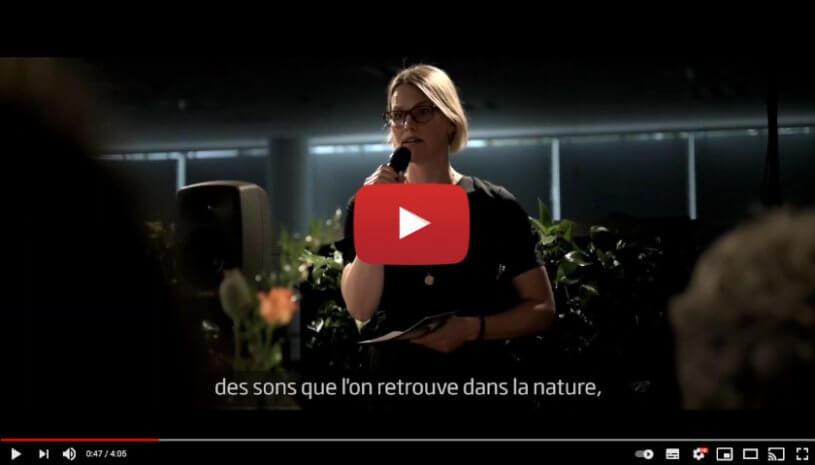 """Vidéo """"Une soirée avec Oticon More"""" de la marque OTICON"""