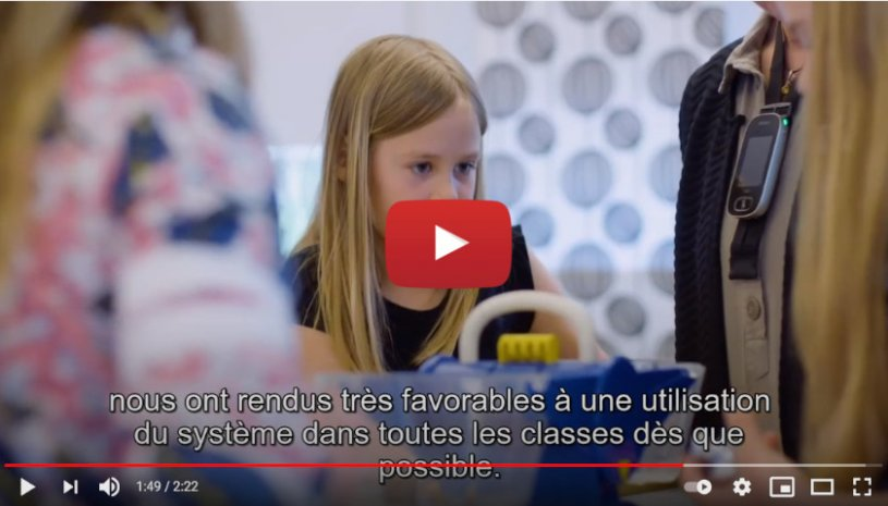 """Vidéo """"Les avantages de Roger™ dans les salles de classe"""" de la marque PHONAK"""