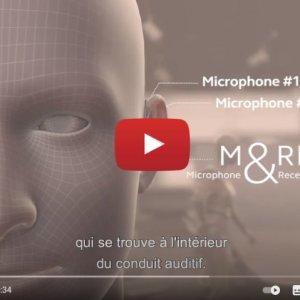 """Vidéo """"ReSound ONE - Indices de localisation sonore avec M&RIE"""" de la marque RESOUND"""