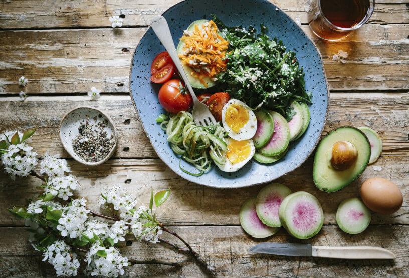 Découvrez la liste des aliments bons pour votre santé auditive