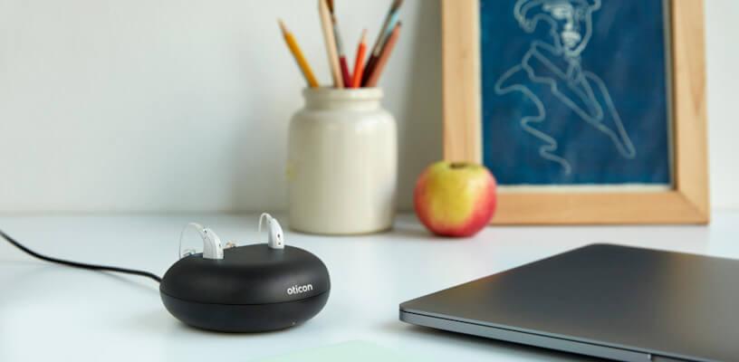 Accessoires auditifs OTICON Chargeur Opn S™ mini RITE R