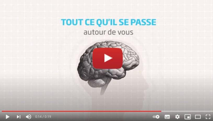 """Vidéo """"Comment fonctionne l'audition dans votre cerveau ?"""" de la marque OTICON"""
