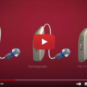 """Vidéo """"ReSound ONE - Design"""" de la marque RESOUND"""