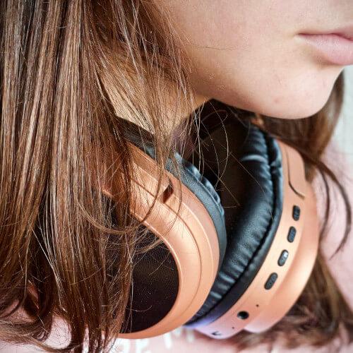 Préserver l'audition chez les adolescents