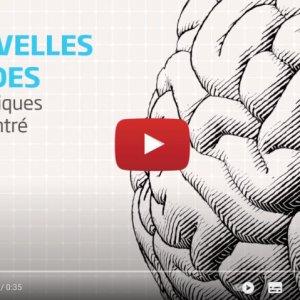 """Vidéo """"Découvrez les résultats des dernières études dans les soins auditifs"""" de la marque OTICON"""