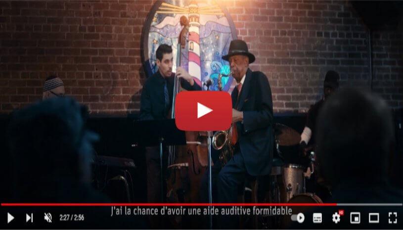 """Vidéo """"Sonova - Une vie sans limites"""" de la marque PHONAK"""