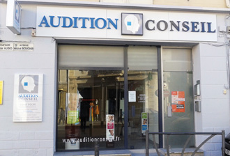 Audition Conseil Istres