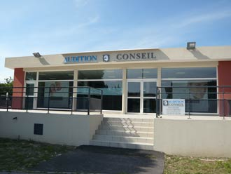 Audition Conseil Nimes - Ville Active