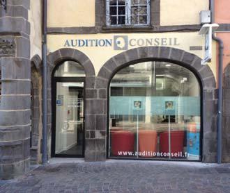 Audition Conseil Riom
