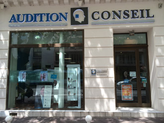 Audition Conseil Toulon - Centre