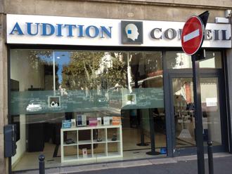 Audition Conseil Cavaillon
