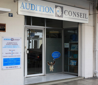 Audition Conseil Pointe-à-Pitre
