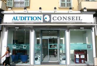 Audition Conseil Nice - Médecin