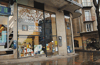 Audition Conseil Rodez