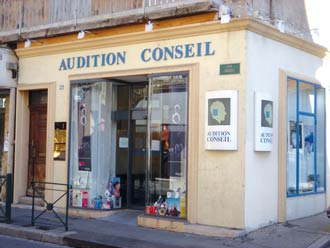 Audition Conseil Aix-En-Provence - Thiers