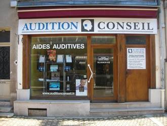 Audioprothésiste à Seurre
