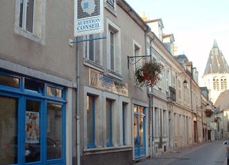 Audition Conseil Châteauroux