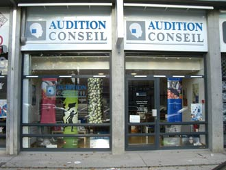 Audition Conseil Echirolles