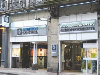 Audition Conseil Saint Etienne - Centre Ville