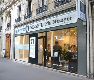 Audition Conseil Paris 20 Philippe Metzger