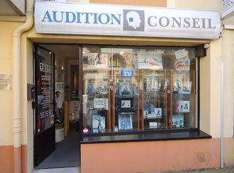 Audition Conseil Sainte-Maxime